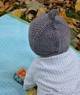 2af0f3f6a88 Ravelry  Alfalfa Baby Hat pattern by Kate Gagnon Osborn