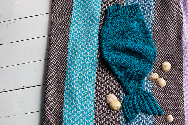 Ravelry Mermaid Tail Pattern By Kat Goldin Enchanting Free Crochet Pattern For Baby Mermaid Cocoon