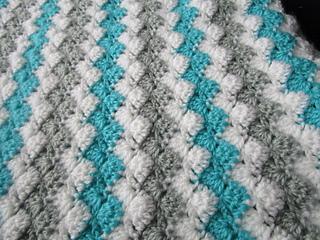 Ravelry Zig Zag Shells Blanket Pattern By Kathie Sew Happy