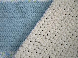 Ravelry Bernat Blanket Yarn Pattern By Kathie Sew Happy