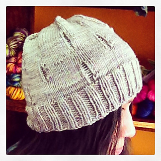 Ravelry  Destroyed - The Slouchy Beanie pattern by Codi Hudnall df89689a6bea