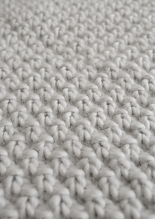 Ravelry Double Seed Stitch Blanket Pattern By Purl Soho