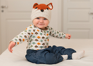 Ravelry  The fox hat pattern by Katie Hanken 466593083cb5