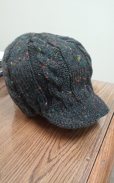 Ravelry Cherees Chapeau Pattern By Casey Robinson