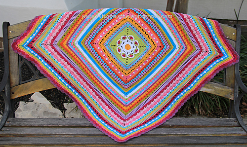 ravelry around the bases pattern by chichi allen