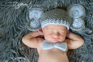 Ravelry  Elephant Hat and Diaper Cover for Boy or Girl pattern by ... 11258496ec5