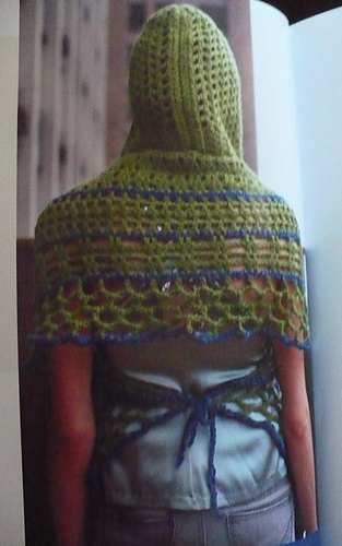 Free Crochet Patterns For Boot Covers : Ravelry: Hooded Poncho With Boot Covers pattern by Erika ...