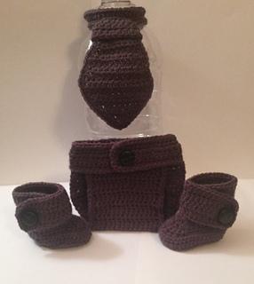 15d81c30bc29 Ravelry: Newborn Neck Tie pattern by Katerina Cohee