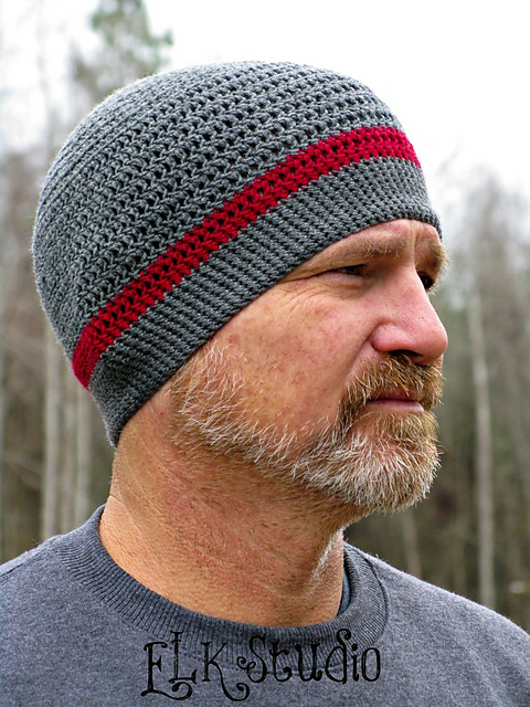 8f1ba16e810 patterns   ELK Studio Handcrafted Crochet Designs Website.   Work or Play  Beanie