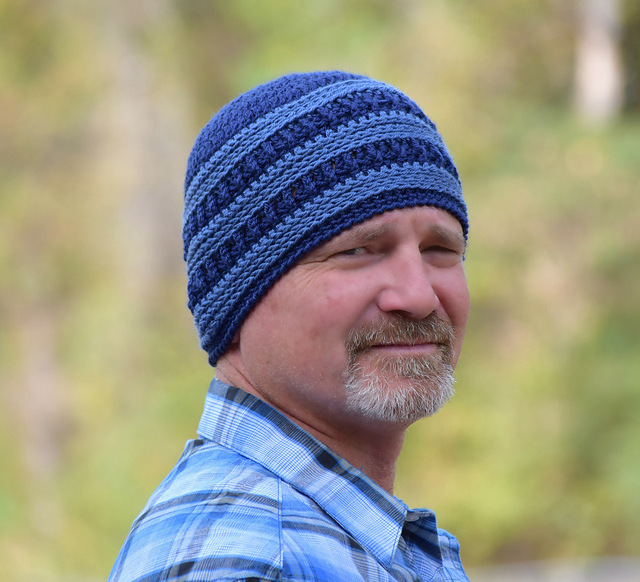 Ravelry: DJ\'s Guy Hat pattern by Kathy Lashley