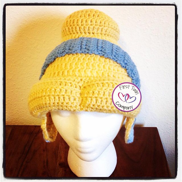 Ravelry Cinderella Inspired Princess Wig Beanie Pattern By First