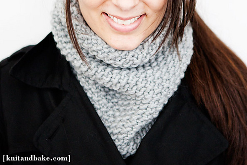 Ravelry One Night One Skein Seed Stitch Cowl Pattern By Diana Levine