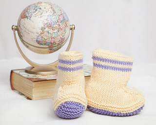 Knitting Pattern For Baby Wellies : Ravelry: Love Knitting for Baby #9 Spring 2013 - patterns
