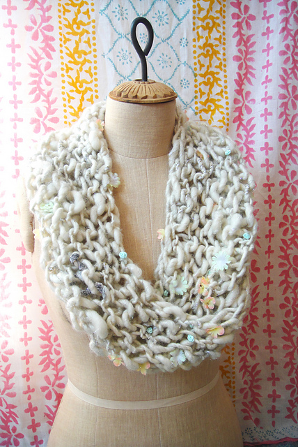 Ravelry Tinkerbell Cowl Pattern By Heather Walpole