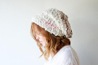 51c70011474 Ravelry  Boho Fable Hat pattern by Amy Small
