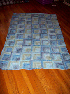 Ravelry Marbled Afghan Pattern By Becky Symons