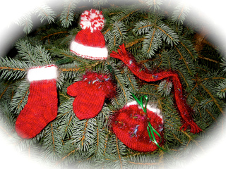 Christmas Miniatures.Mary Christmas Miniatures Pattern By Diane Hall