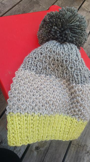 Ravelry: Layer Cake Hat pattern by Thamo Hurly