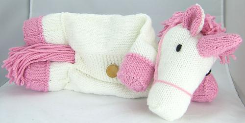 Unicorn Knitting Pattern Uk : Ravelry suki the unicorn pyjama case pattern by knitting