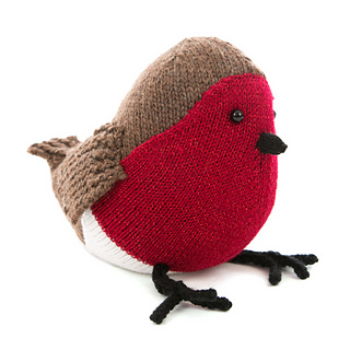 Ravelry: Chunky Robin pattern by Sue Stratford