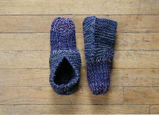 Knitting Grandma Slippers : Ravelry: grandmas tv slippers pattern by kirsty ward