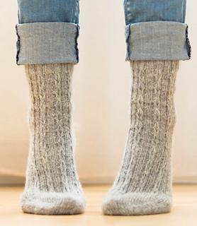 224d11df5c2 Ravelry  Ladies of La Belle Socks pattern by Alex Anders