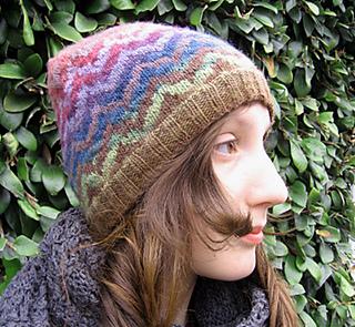 8fd99059827 Ravelry  Montara Hat pattern by Leah Chapman