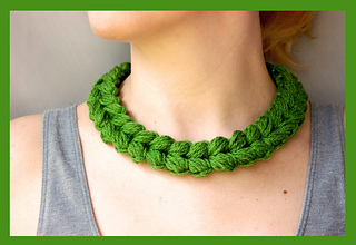 Ravelry Necklace Pattern By Clever Crochet