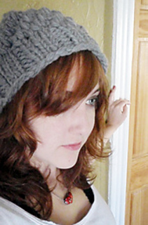 Ravelry  Chunky Slouch Cap pattern by Melissa