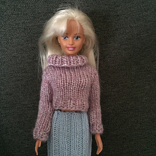 Ravelry Knits For Barbie Doll 75 Fabulous Fashions For Knitting