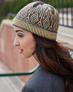 d8cdfc77d10 Ravelry  Town Square Hats pattern by Kyle Kunnecke