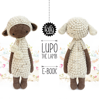 Ravelry Lalylala Lupo The Lamb Pattern By Lydia Tresselt
