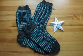 ravelry lankakeijus christmas gift socks for my brother