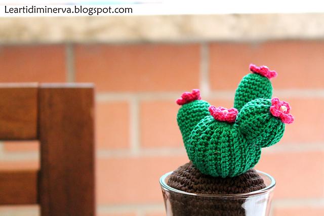 Amigurumi Cactus Crochet Pattern : Ravelry: cactus amigurumi free pattern pattern by maryj handmade