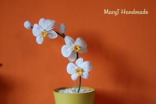 Ravelry orchid pattern by maryj handmade maryj handmade ccuart Gallery