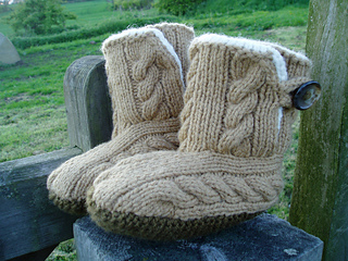 Ravelry Slippers Pattern By King Cole Ltd