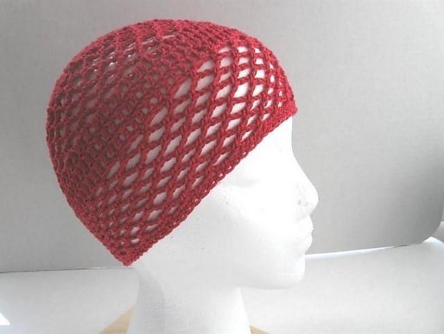Ravelry Crochet Skull Cap Pattern By Leticia Meynet