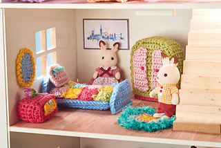 Ravelry Doll S House Furniture Bedroom Pattern By Sarah