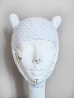 Ravelry  Finn Hat (Adventure Time) Crochet Pattern pattern by Lilana Wofsey  Dohnert 3f7db3a1aa8