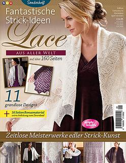 patterns simply stricken sonderheft fantastische strick ideen 012015 lace - Fantastisch Bder Ideen 2015