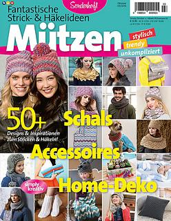 patterns simply kreativ sonderheft fantastische strick und hkel ideen 032015 mtzen - Fantastisch Bder Ideen 2015