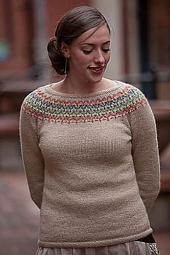 Ravelry Freyja Sweater Pattern By Courtney Kelley