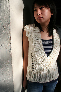 468dea82bc Ravelry  Balthazar Vest pattern by Wenlan Chia