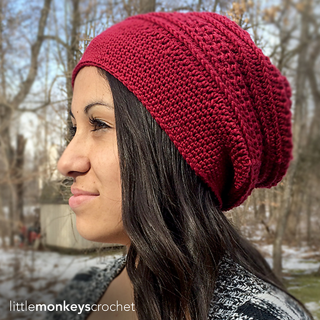 9b53381f121 Ravelry  Marion Slouch pattern by Rebecca Langford