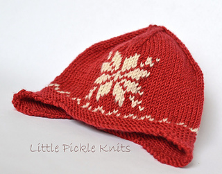 2c49986f93a Ravelry  Snowflake Aviator pattern by Linda Whaley