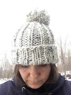 Ravelry  Chloe Kim Olympic Hat pattern by Lisa Robtoy 9222932e132