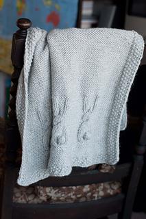 Ravelry Heirloom Bunny Blanket Pattern By Stacylynn Cottle