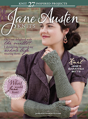 Ravelry Jane Austen Knits 2014 Patterns