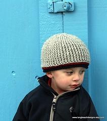 52769d4727c Ravelry  Cole William Beanie pattern by Martha McKeon