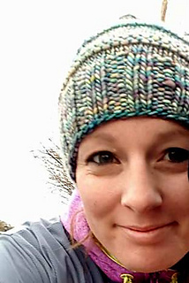 b4722d7c650 Ravelry  Picket Fence Slouch Beanie pattern by Martha McKeon